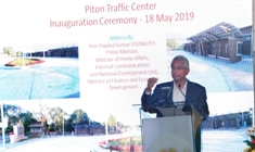 New Piton Traffic centre to improve traffic fluidity