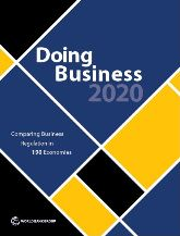 Mauritius ranks 13th globally in the World Bank's Ease of Doing Business Report 2020