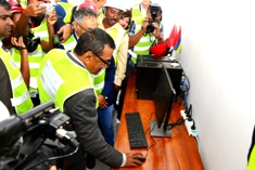 DPM launches Bagatelle Water Treatment Plant