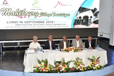 Mahebourg Tourist Village project to enhance the city's assets