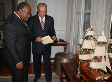 Mauritius, Gabon boost bilateral and economic ties