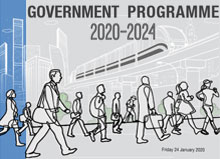 Government Programme 2020-2024 Towards an inclusive, high income and green Mauritius - Forging ahead together