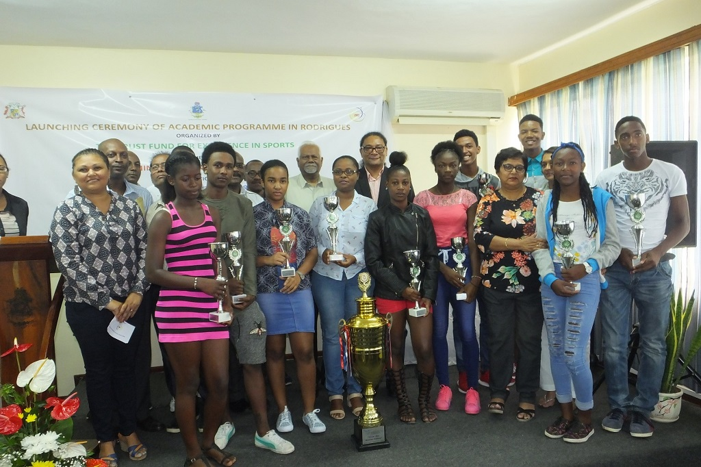 Sports: Lancement du programme académique à Rodrigues
